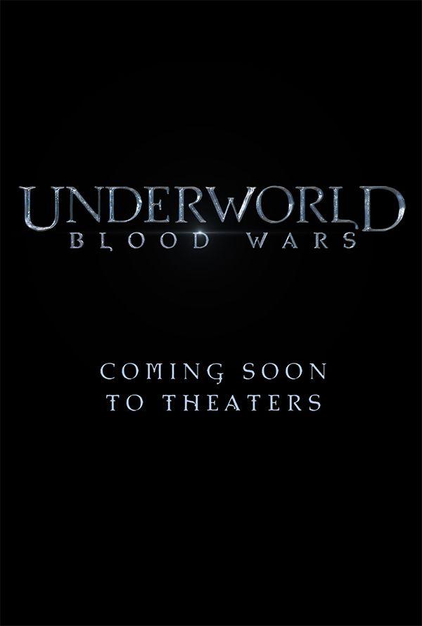 Underworld Blood Wars Poster
