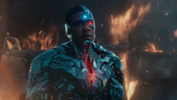 Cyborg - Credit: Warner Bros.