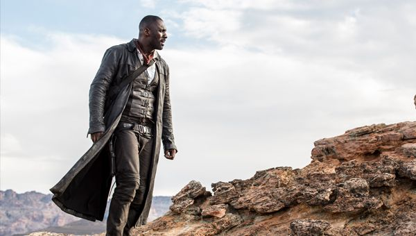 Idris Elba as The Gunslinger - Credit: Columbia Pictures