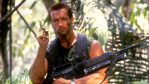 The Predator Arnold Schwarzenegger