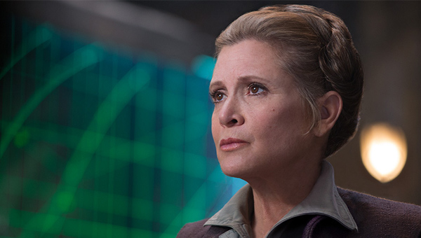 Star Wars 9 Carrie Fisher General Leia
