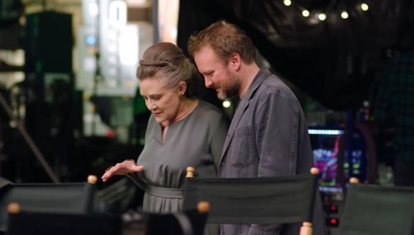 Star Wars 8 The Last Jedi Carrie Fisher