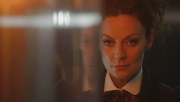 Does Missy have a TARDIS - Credit: BBC