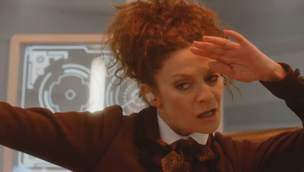 Yeah, Missy dabs now - Credit: BBC
