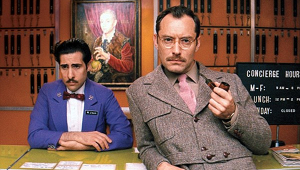 Jude Law in The Grand Budapest Hotel - Credit: Fox Searchlight
