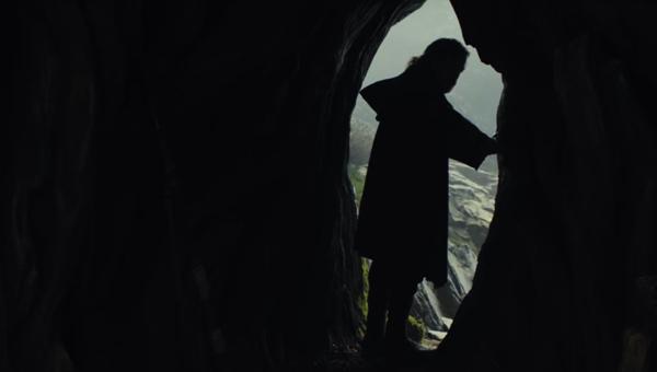 Luke Skywalker isn't quite the same in Star Wars 8 - Credit: Lucasfilm