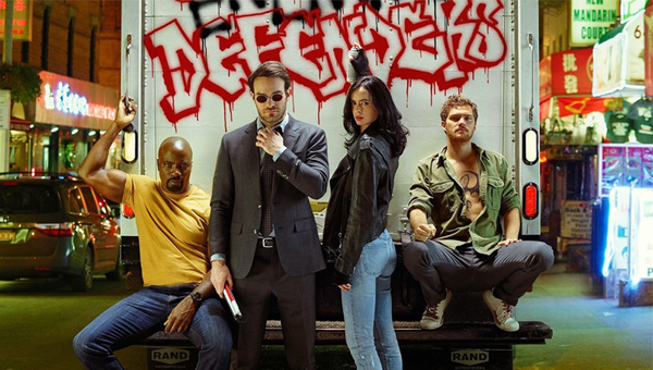 The Defenders Marvel