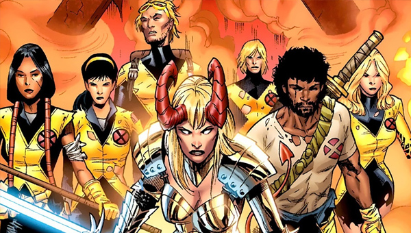 The New Mutants - Credit: Marvel