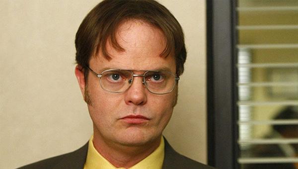 Rainn Wilson Dwight Schrute