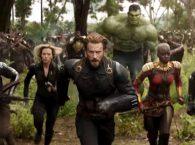 Avengers: Infinity War Gets An Epic First Trailer