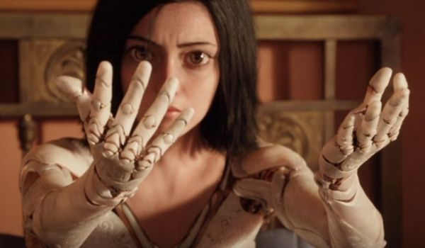 Alita: Battle Angel (Credit: 20th Century Fox)