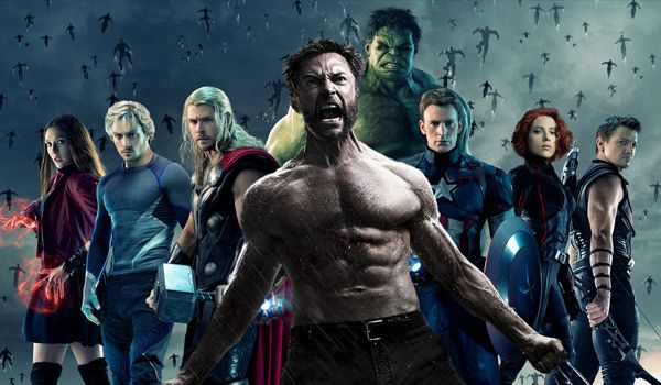 Disney: The X-Men and Avengers could now appear together as part of the deal (Credit: Marvel/21st Century Fox)