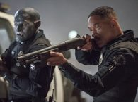 Will Smith and Joel Edgerton star in Bright (Credit: Netflix)