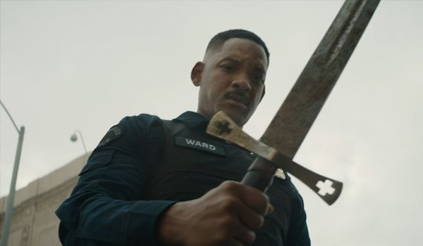 Netflix's Bright is full of swords and sorcery (Credit: Netflix)
