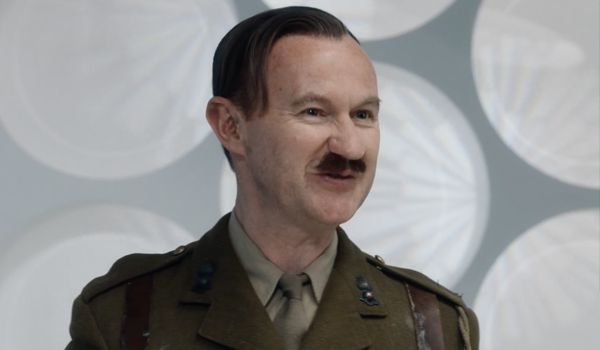 Mark Gatiss as the Captain (Credit: BBC)