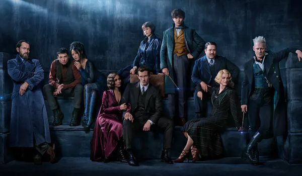 Fantastic Beasts 2 has wrapped production (Credit: Warner Bros)