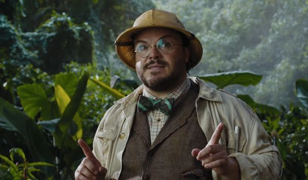 Jack Black in Jumanji: Welcome to the Jungle (Credit: Sony)