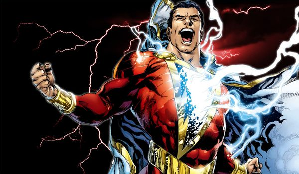 Shazam begins filming early next year (Credit: DC Entertainment)