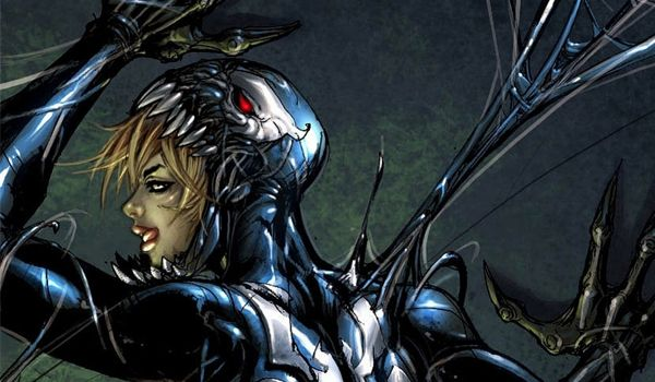 But is she going to be She-Venom? (Credit: Marvel)