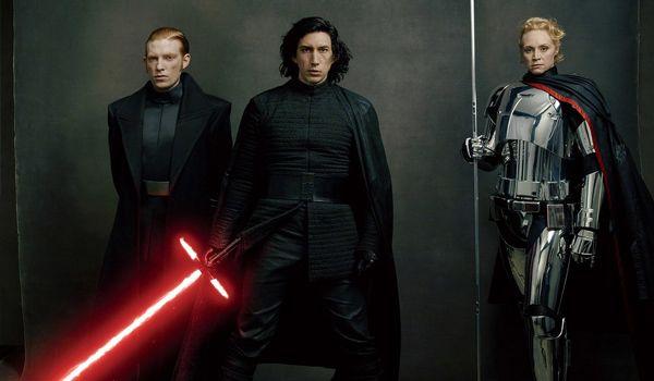 Star Wars: The Last Jedi Kylo Ren