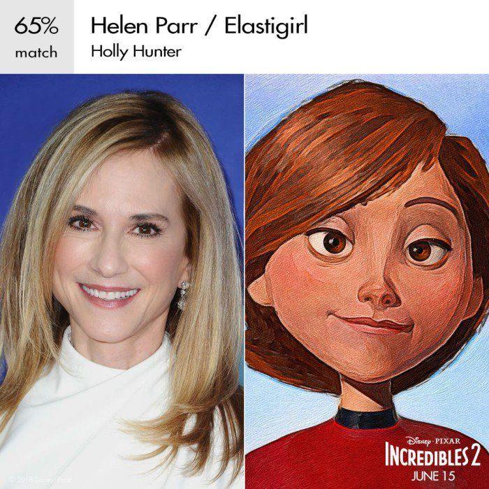 The Incredibles 2: Helen Parr (Credit: Disney)