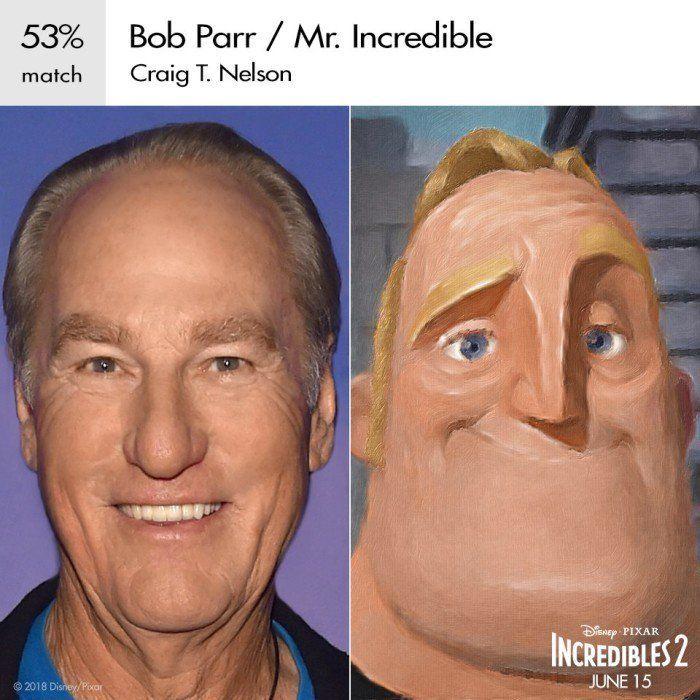 The Incredibles 2: Bob Parr (Credit: Disney)