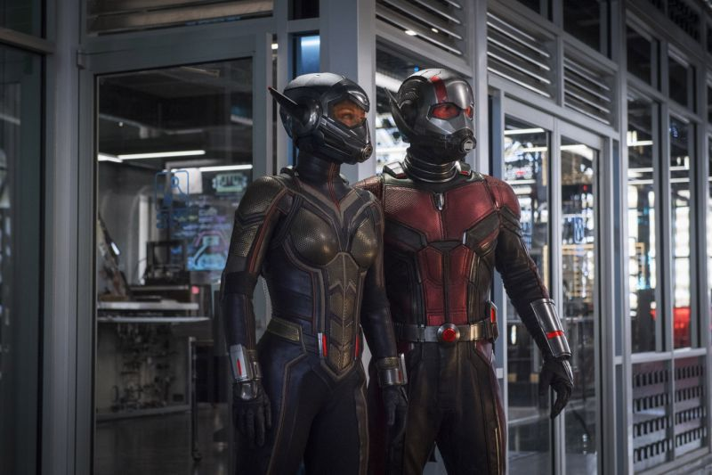 Ant-Man and The Wasp suit up in new image (Credit: Marvel)