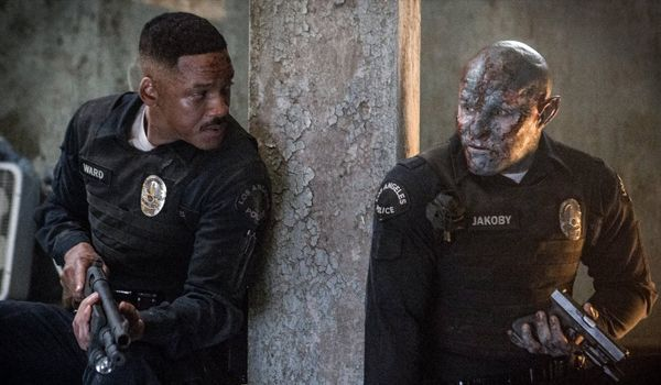 Netflix's Bright is a unique twist on the buddy-cop flick (Credit: Netflix)