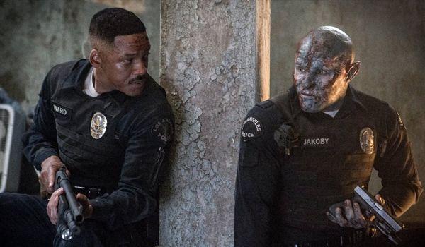 Netflix's Bright is a unique twist on the buddy-cop flick (Credit: Netflix)