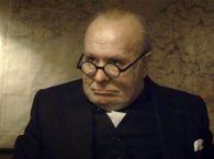Gary Oldman stars as Winston Churchill in Darkest Hour (Credit: Focus FIlms)
