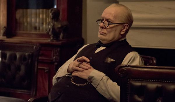 Gary Oldman stars in Darkest Hour (Credit: Focus FIlms)