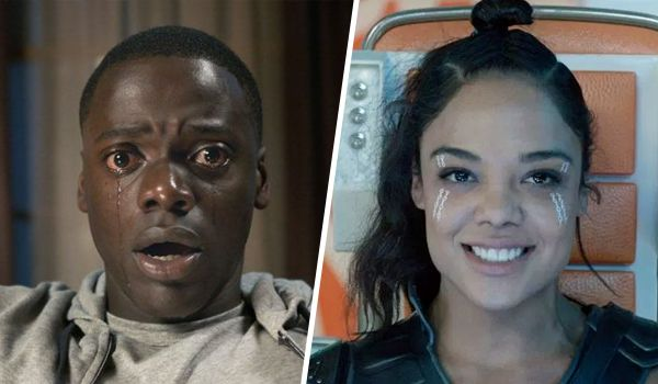 Kaluuya and Thompson lead the BAFTA Rising Star nominations (Credit: Universal/Marvel)