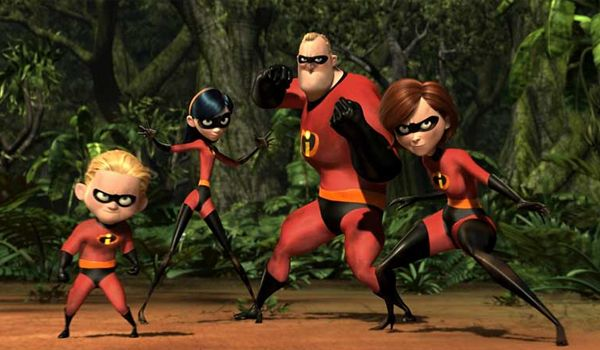 The Incredibles (Credit: Pixar)