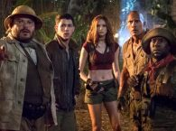 Jumanji: Welcome To The Jungle (Review)