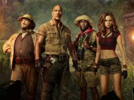 Jumanji: Welcome to the Jungle (Credit: Sony)