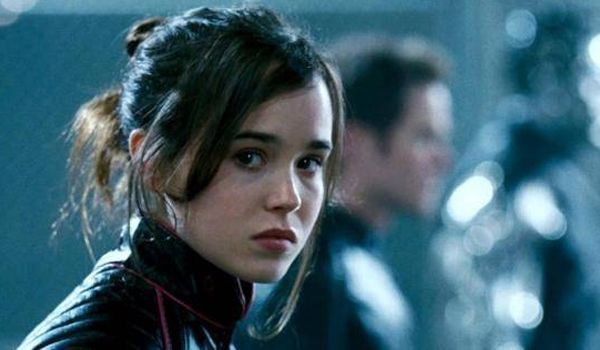 Ellen Page as Kitty Pride in X-Men: The Last Stand (Credit: 20th Century Fox)