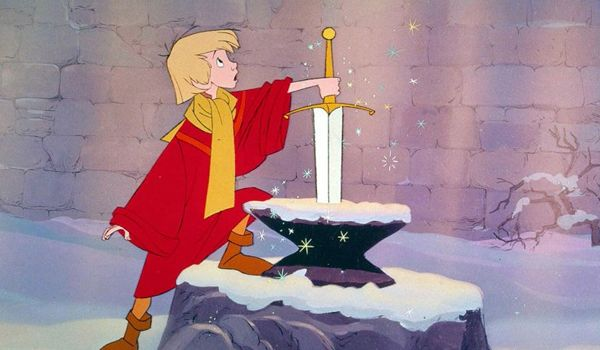 The Sword in the Stone (Credit: Disney)