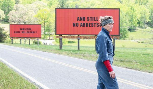 Three Billboards Outisde Ebbing, Missouri