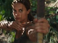 Alicia Vikander stars as Lara Croft (Credit: Warner Bros.)