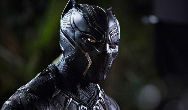Chadwick Boseman as Marvel's Black Panther (Credit: Marvel)