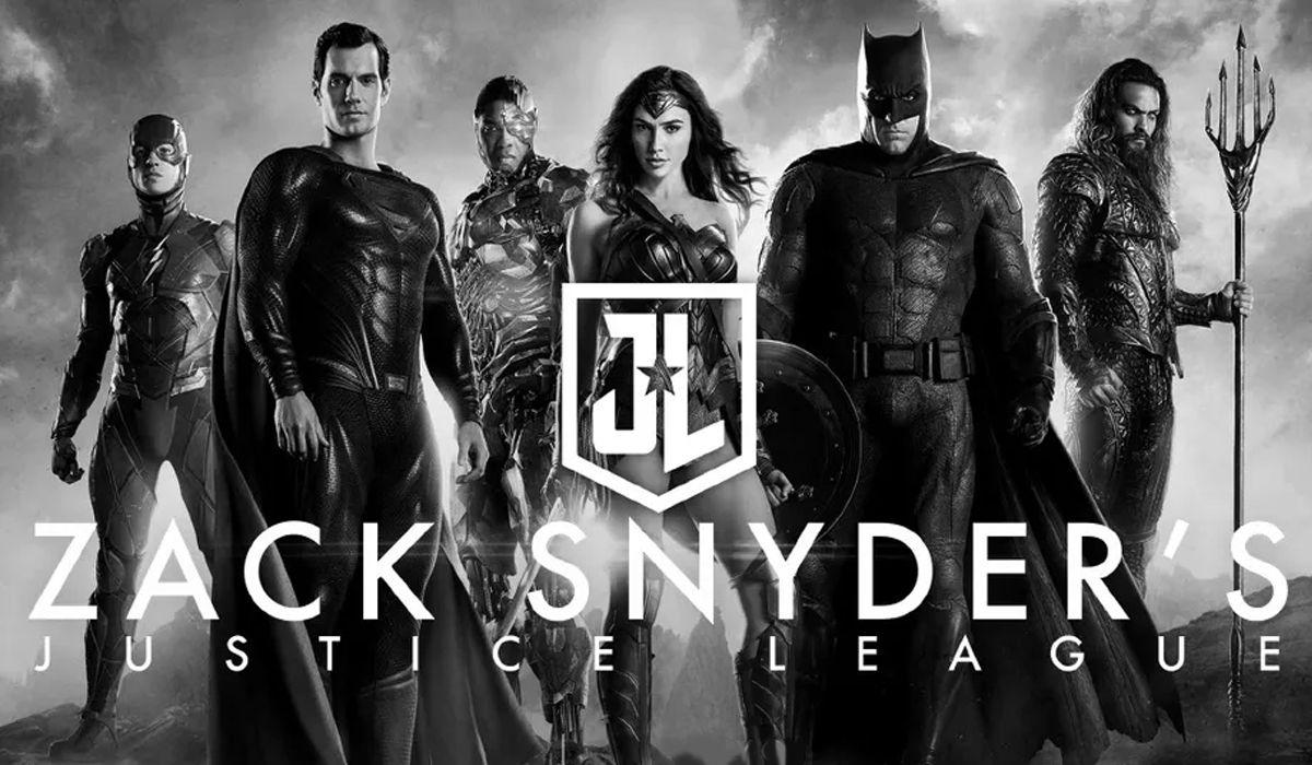 Justice League Zack Snyder Cut