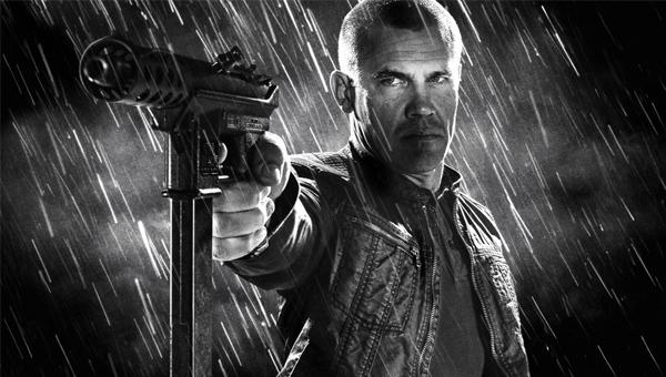 Deadpool 2 Josh Brolin Sin City