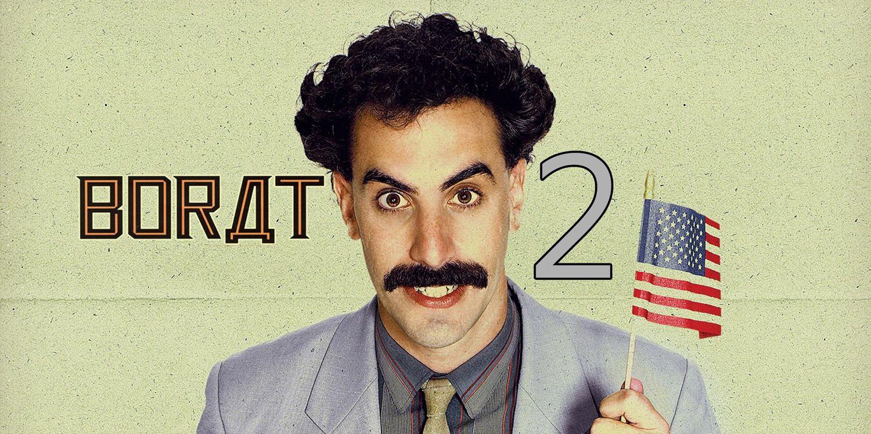 Borat 2 Sacha Baron Cohen